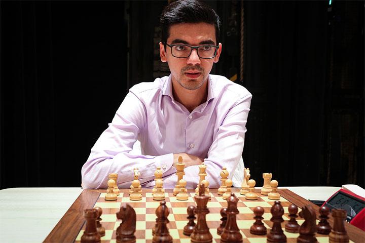 Anish Giri wins Tolstoy Cup