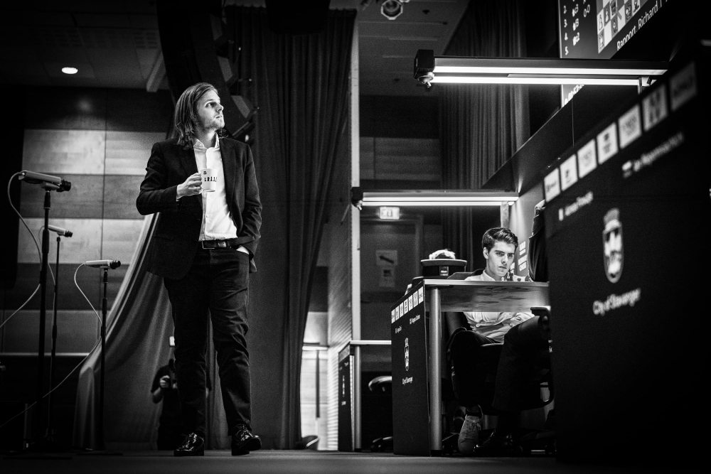 Norway Chess: Rapport wins again