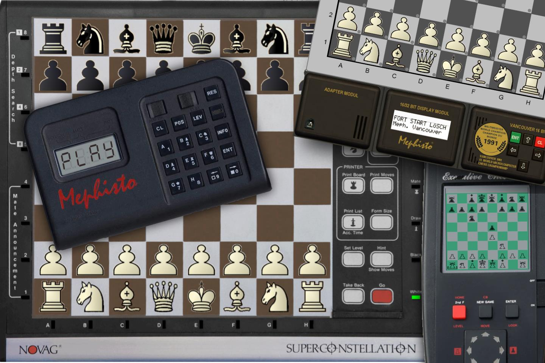 The wonderful world of chess machine emulators