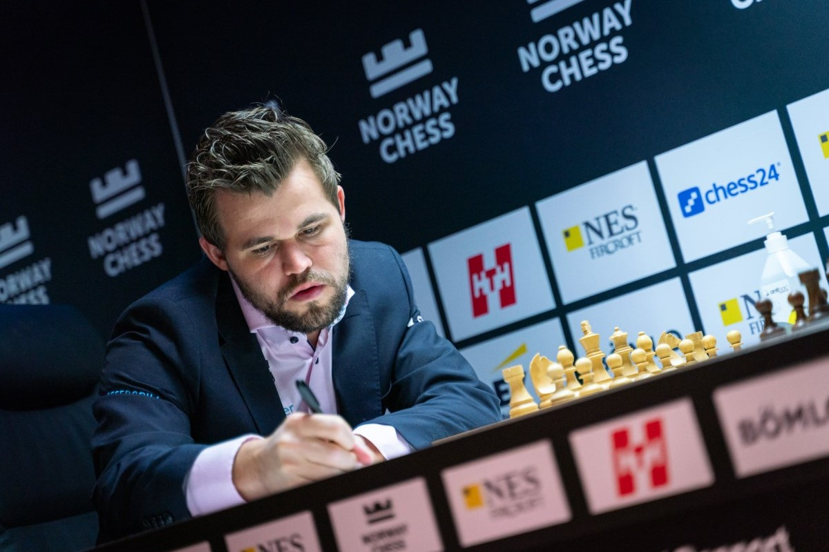Norway Chess: Carlsen beats Rapport in third straight win