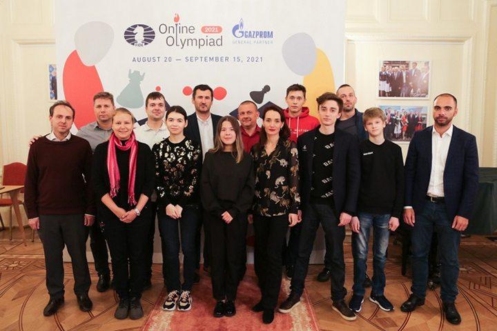 Russia wins Online Olympiad 2021