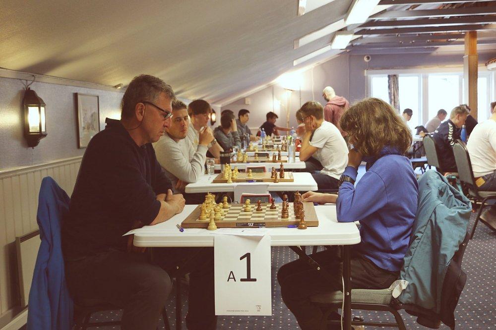 Simen Agdestein wins Grand Prix Tournament in Kragerø