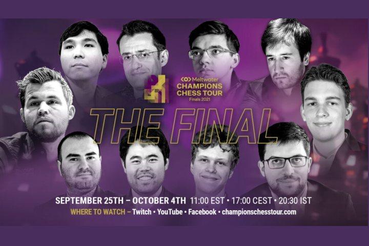 Champions Chess Tour: Finals