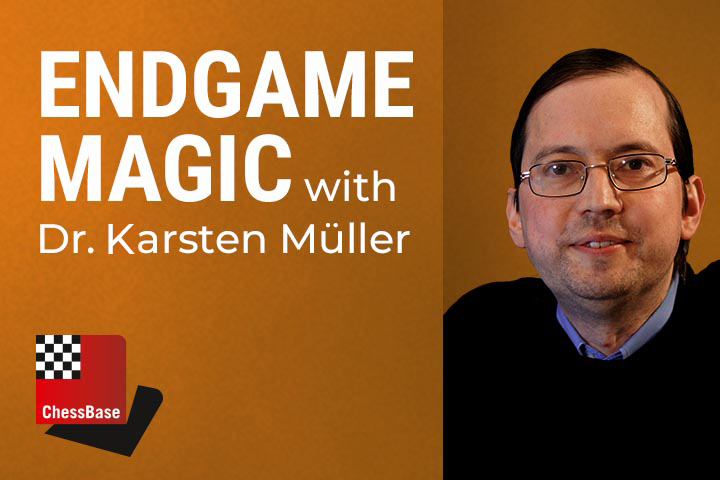 Karsten Mueller's Endgame Magic #162: With French GM and opening expert Christian Bauer