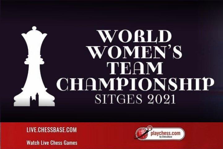 Women's World Team Championship: Live