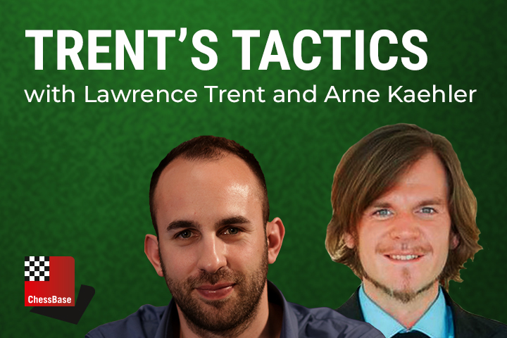 New: Trent's Tactics – Back-rank checkmate
