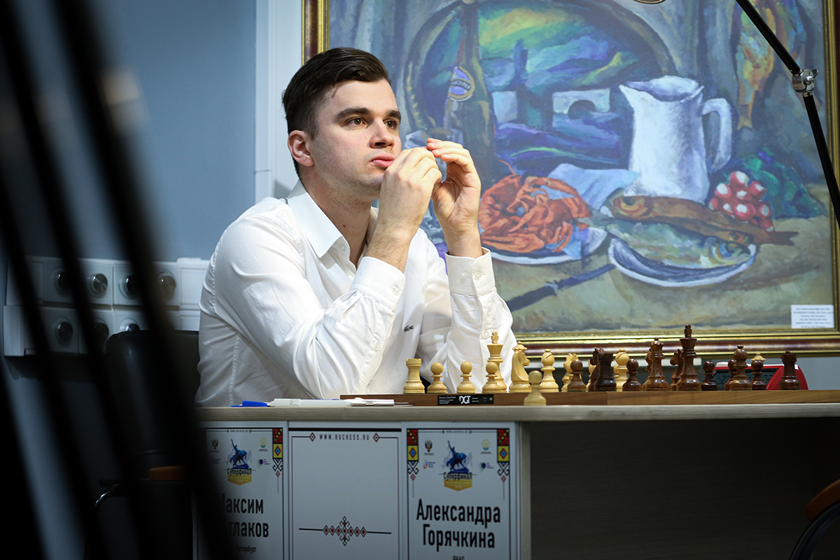 Superfinals: Matlakov joins the fight for the title