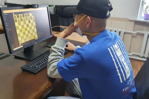 Mongolian team wins Online Chess Championship for prisoners