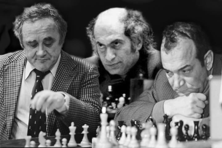 Were Tal, Korchnoi and Geller 2200 rated players?